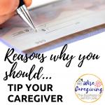 tip caregiver