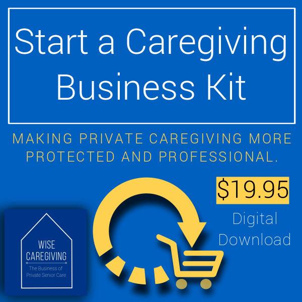 start a caregiving business