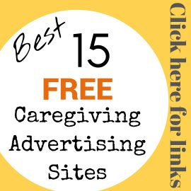 Best 15 free caregiving advertising sites