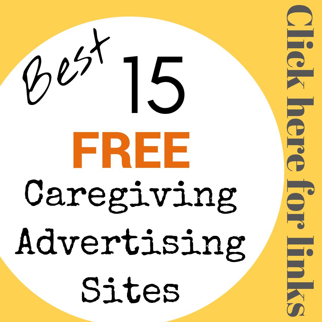 free caregiving posting sites