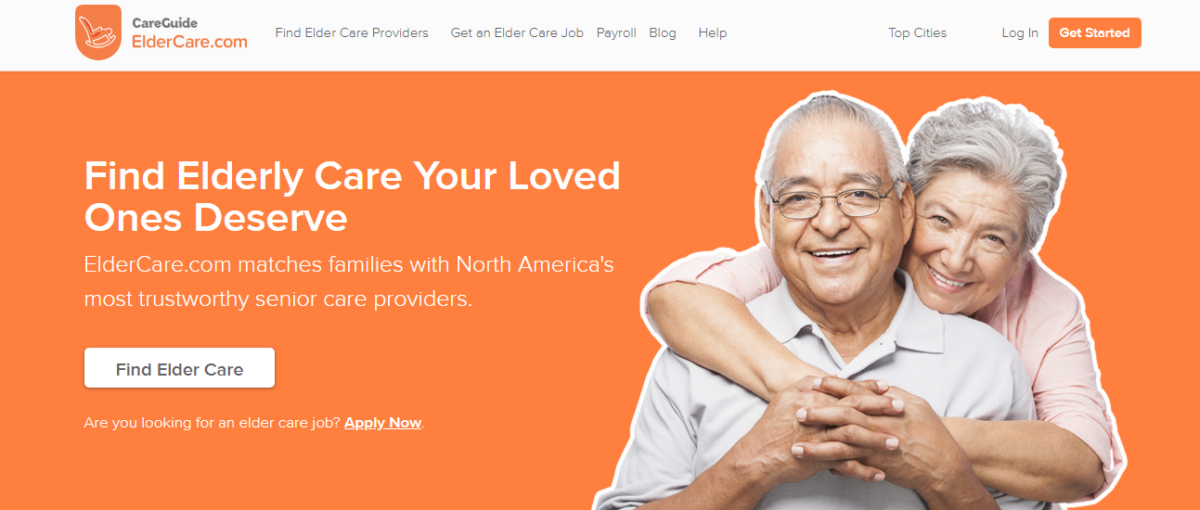 free caregiving advertising