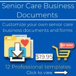 senior care business documents
