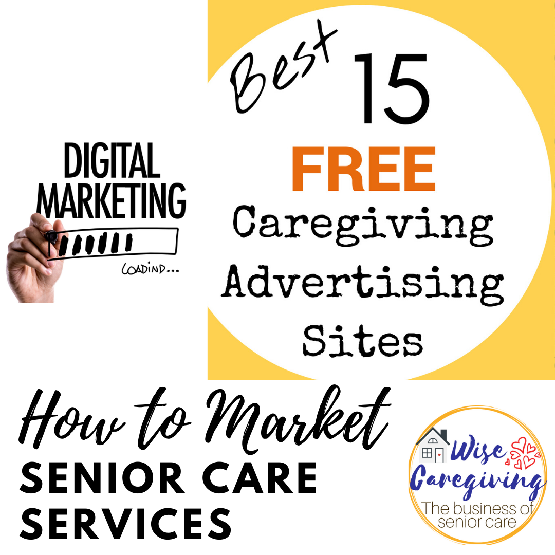 market senior care services in your area