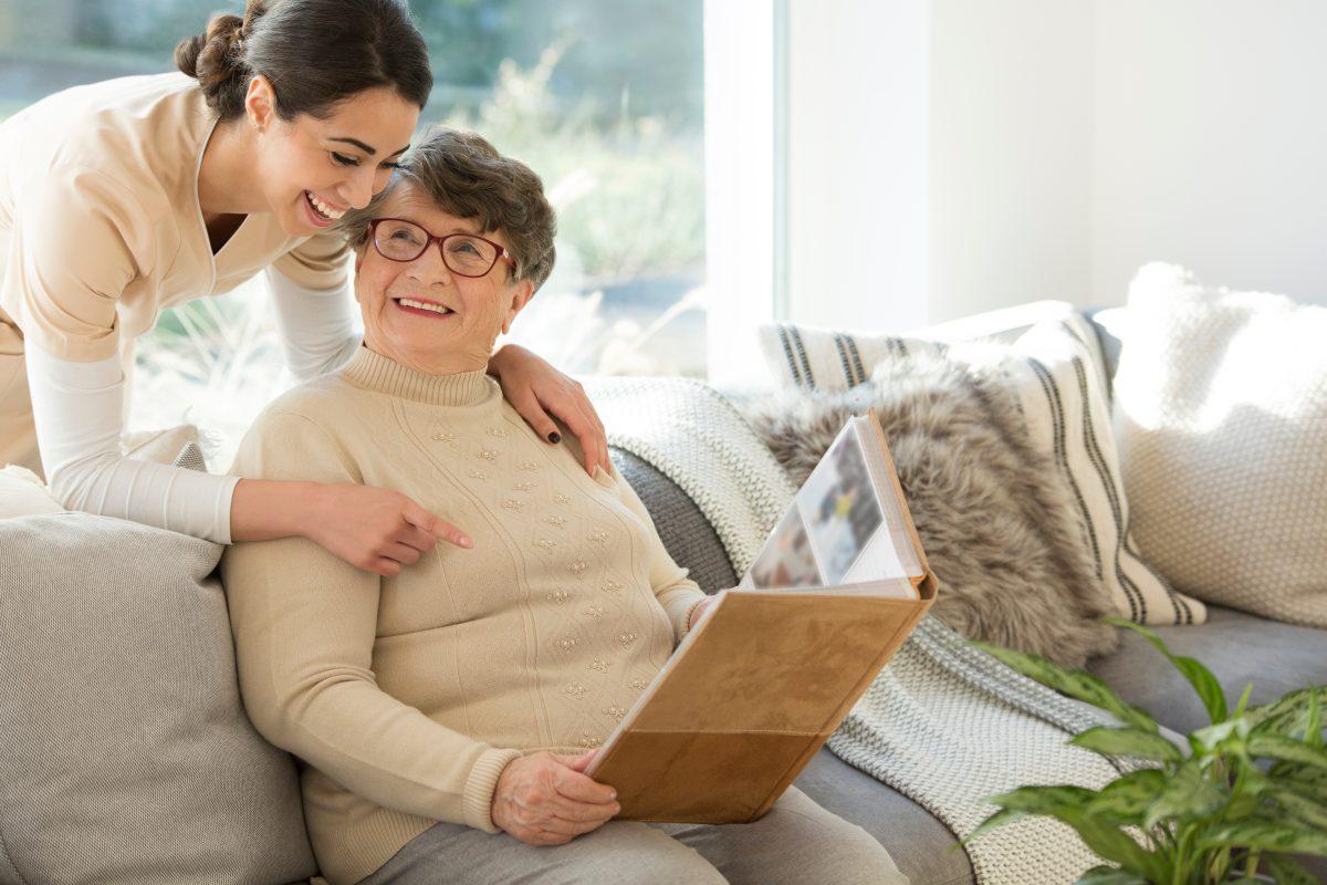 private caregiver business