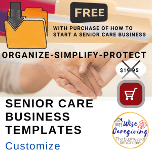 free senior care business templates
