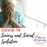 seniors and social isolation