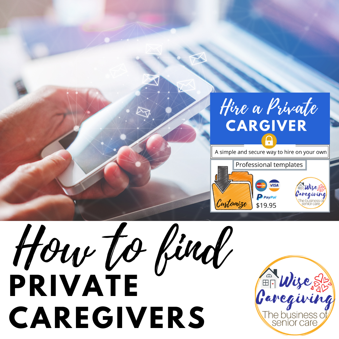 how to find private caregivers