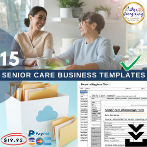 15 senior care business templates-wise caregiving