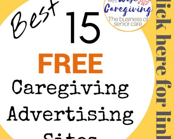 best 15 free caregiving advertising sites