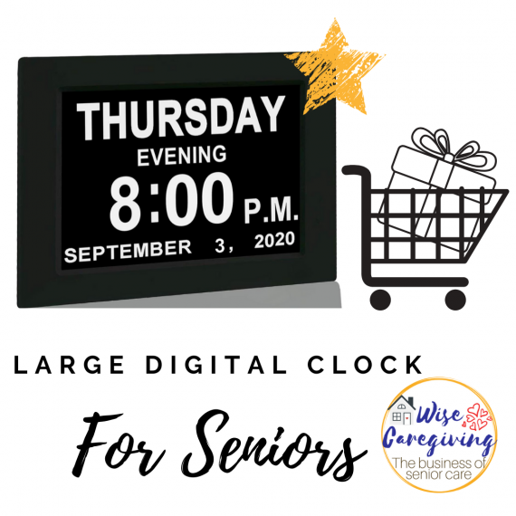large digital clock for seniors-feature img
