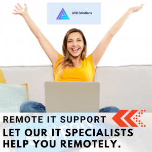 remote IT support-asd solutions.net