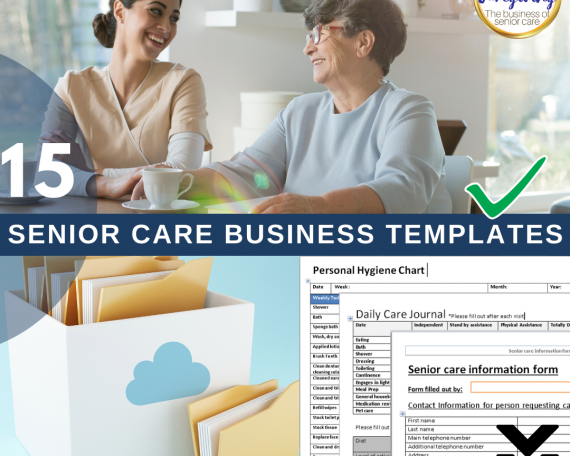 senior care business templates-caregiving business-wise caregiving