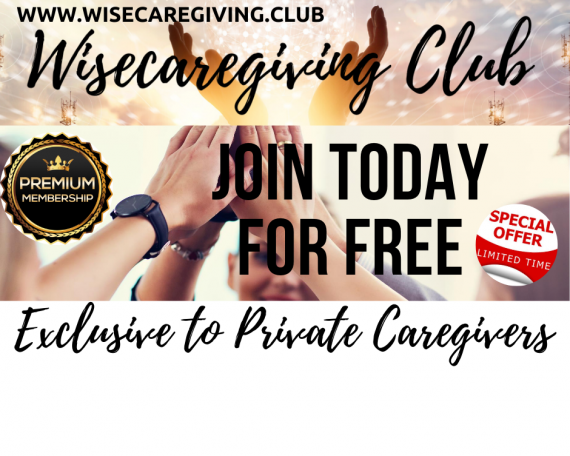 club for private caregivers-wisecaregiving