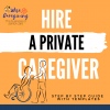 Hire a Private Caregiver guide and templates-instagram-wisecaregiving
