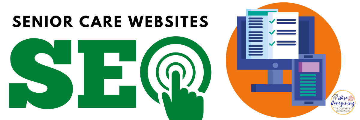 seo for senior care websites-wise caregiving