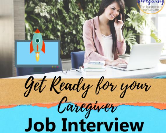 Caregiver job interview-wise caregiving