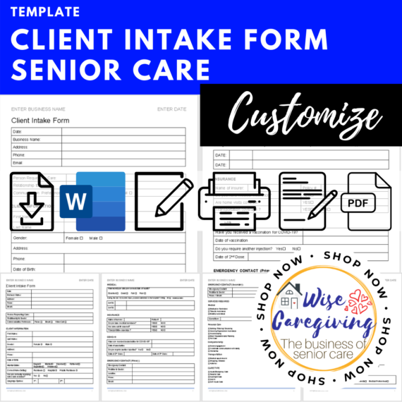client intake form template