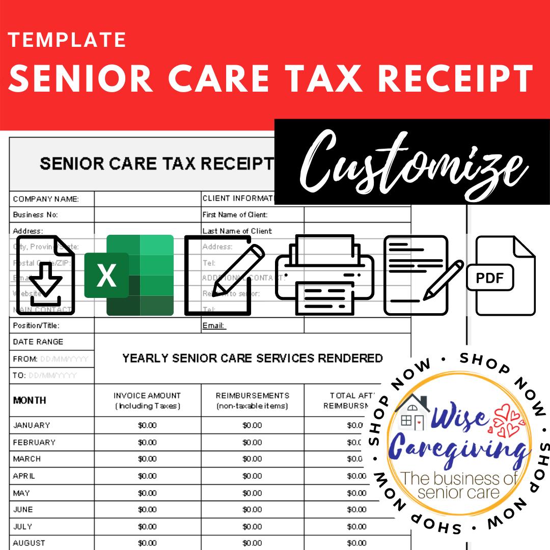 tax receipt for senior care service template (4)
