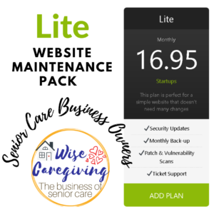 Website Maintenance-Lite