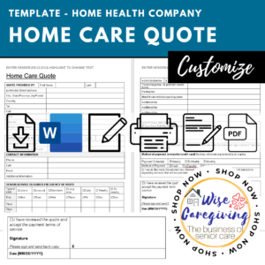 home care quote template-wise caregiving (2)