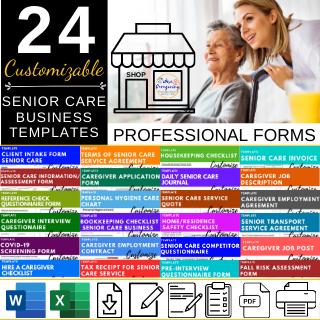 senior care business templates-professional forms-320x320-wisecaregiving (1)