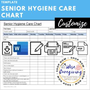 senior hygiene care chart template-wise caregiving (1)