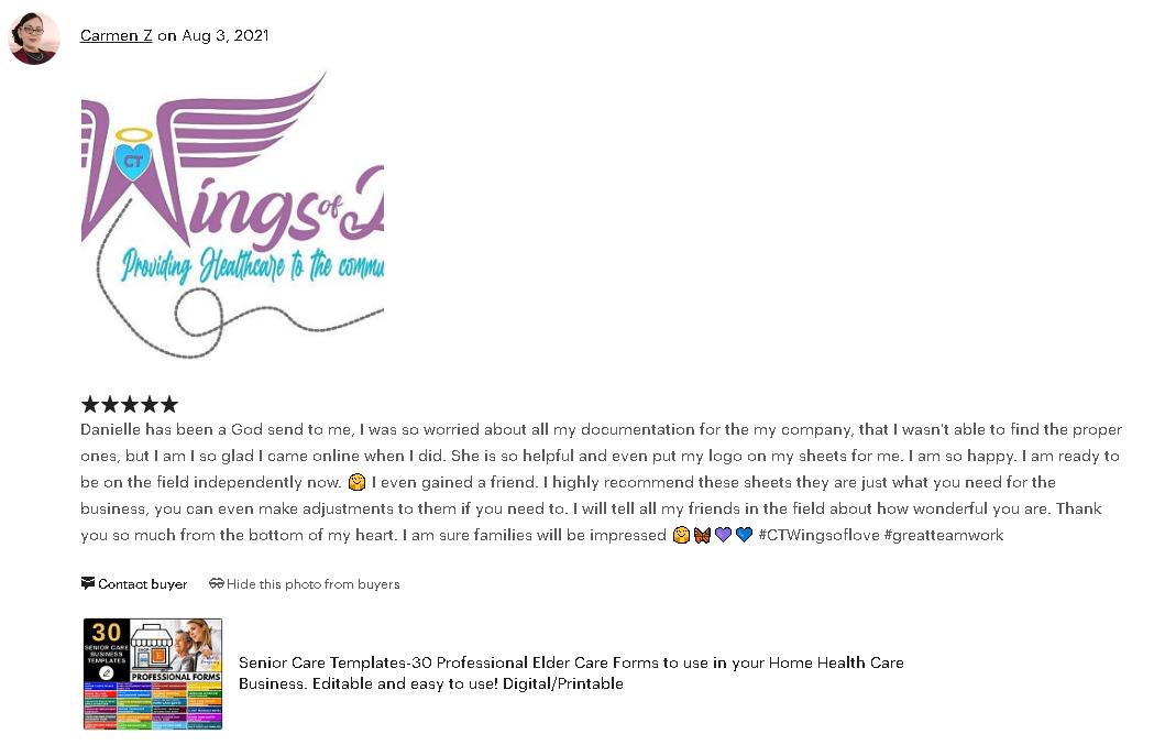 wise caregiving reviews